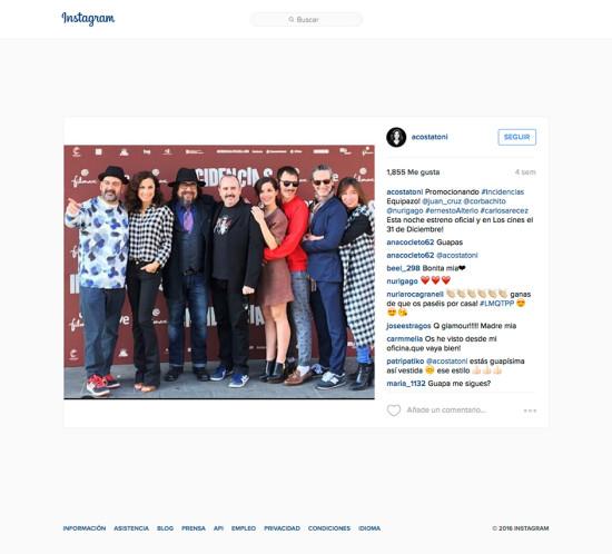 Incidencias-Preestreno-JoseCorbacho-Instagram